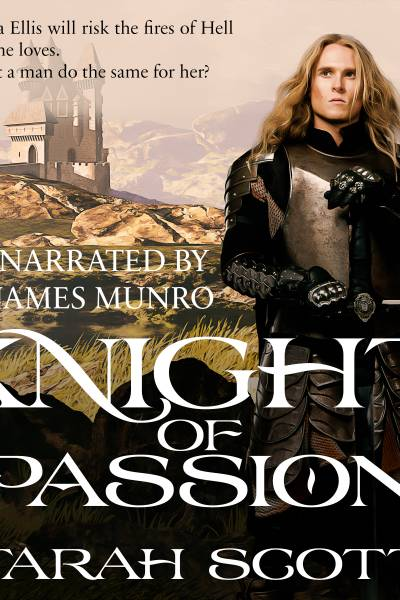 A Knight of Passion Audio Cover