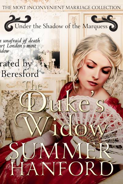 The Duke's Widow Audio Cover