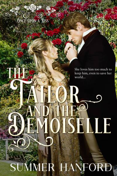 The Tailor and the Demoiselle Ebook Cover
