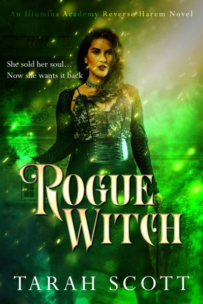 2-Rogue Witch Ebook Cover Full Size Tarah Updated