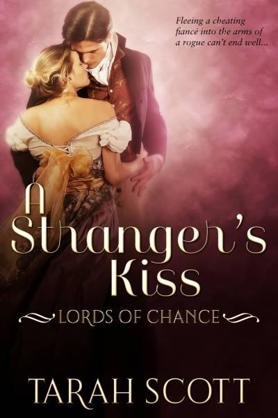 A Stranger's Kiss Ebook Cover Full Size