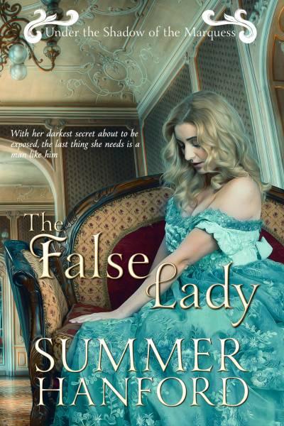 The False Lady Ebook Cover Full Size