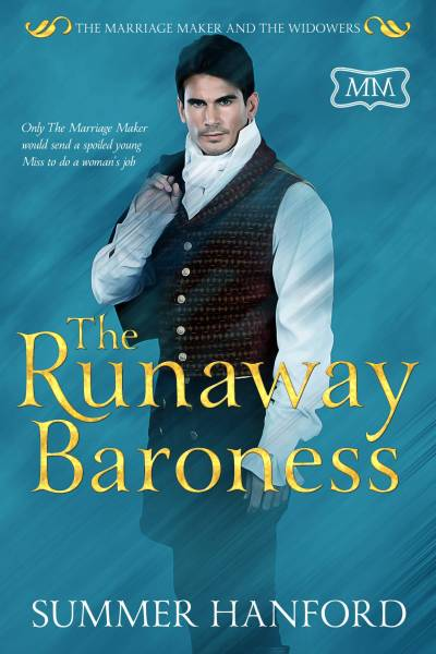 The Runaway Baroness Ebook Cover Full Size