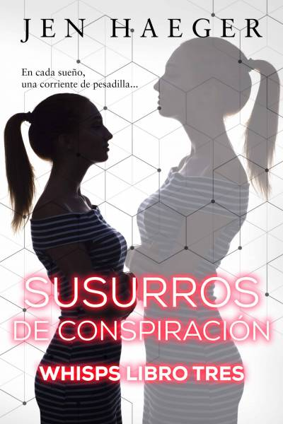 Spanish Version Whispers of Conspiracy Ebook Cover Full Size