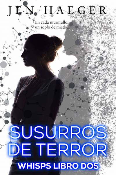 Spanish Version Whispers of Terror Ebook Cover Full Size