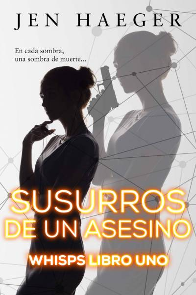Spanish Version Whispers of a Killer Ebook Cover Full Size